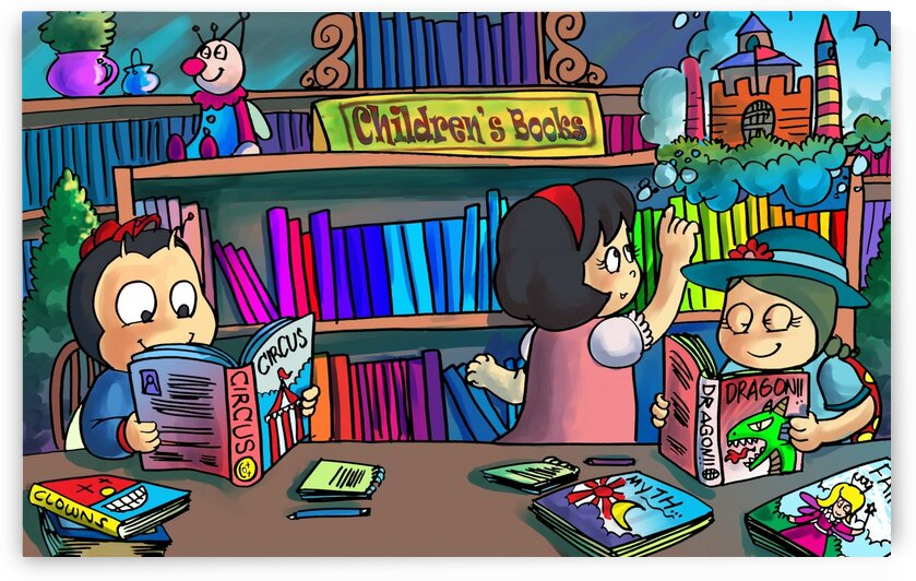 Library - Bugville Critters by Robert Stanek
