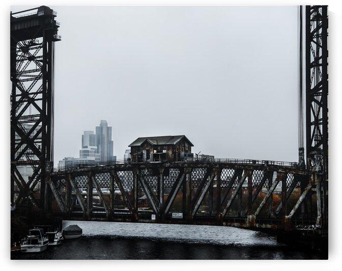 Canal Bridge by Anansi Creative Studio