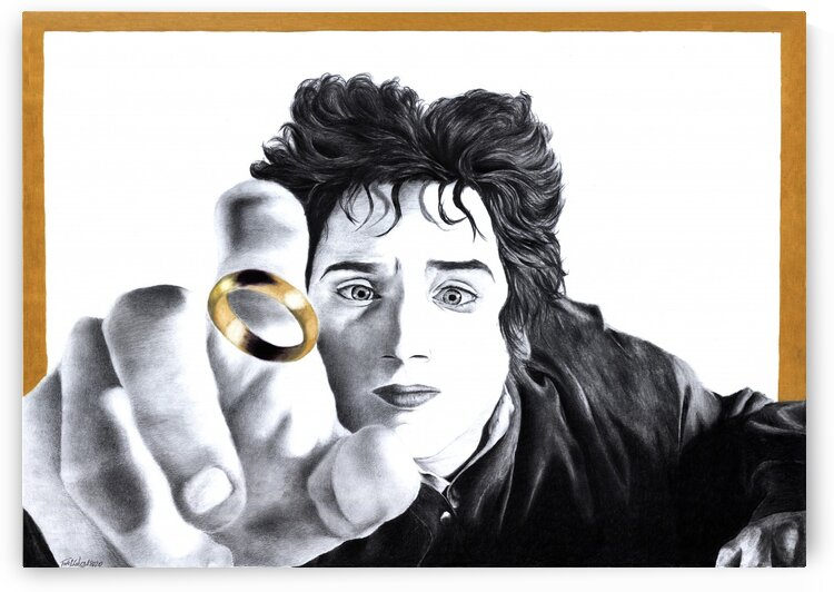 Frodo Baggins by Tpencilartist