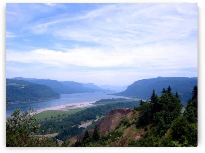 The Gorge   Columbia River by 360 Studios