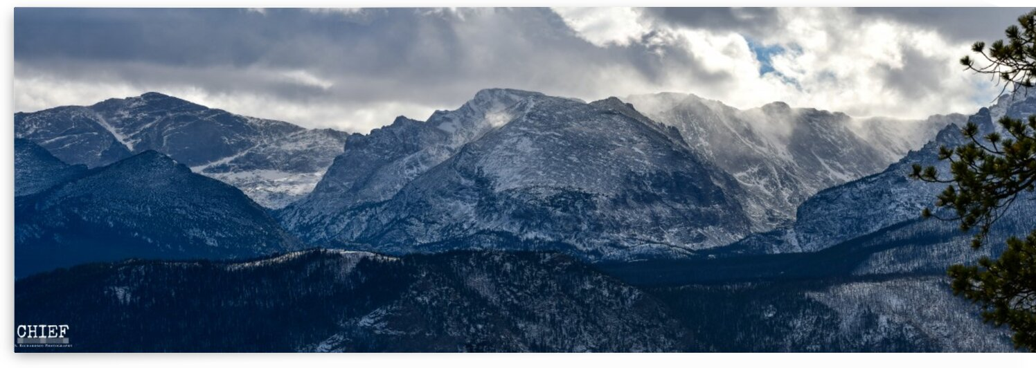 Rocky Mountain National Park by Chief Richardson Photography