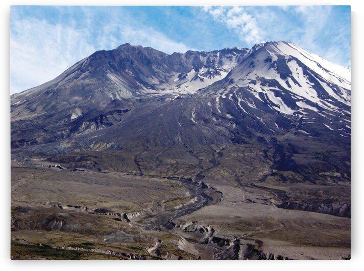 Mount Saint Helens Cascade Mountains Oregon by 360 Studios
