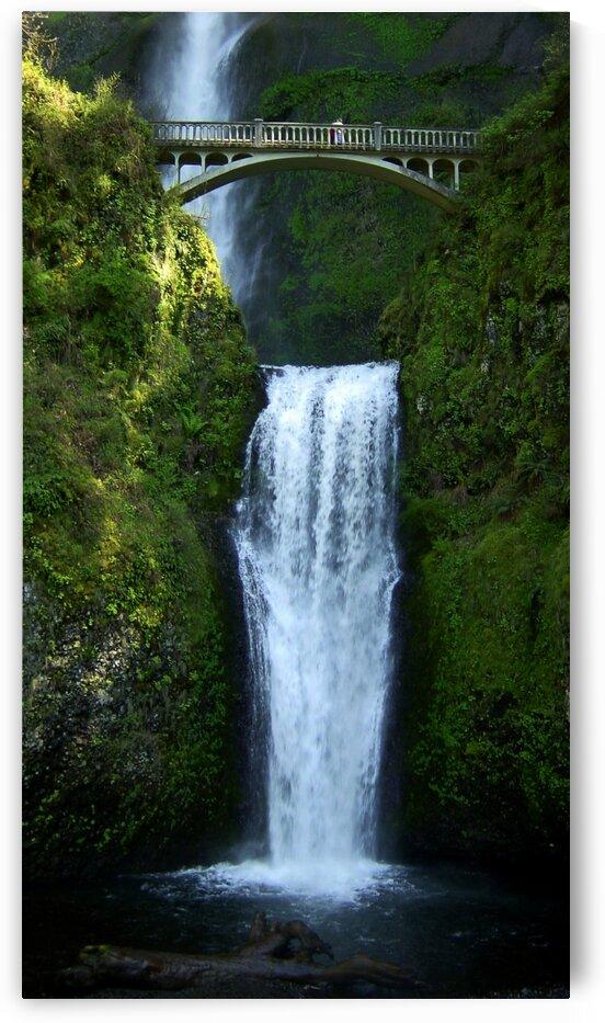 Multnomah Waterfalls Oregon by 360 Studios