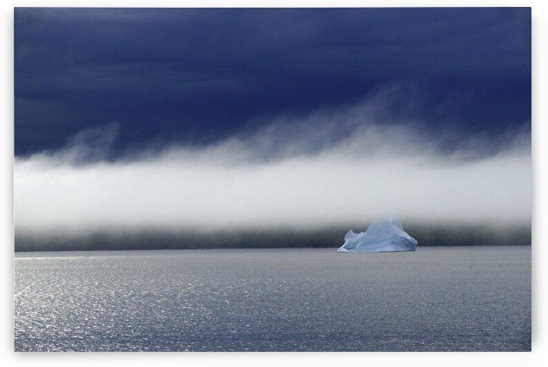 fog lifting by David J Tilley