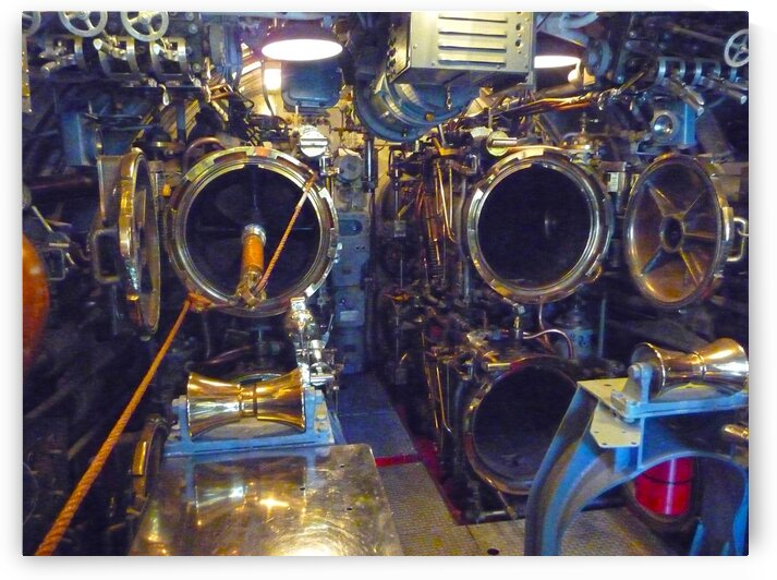 Submarine 5 by 360 Studios