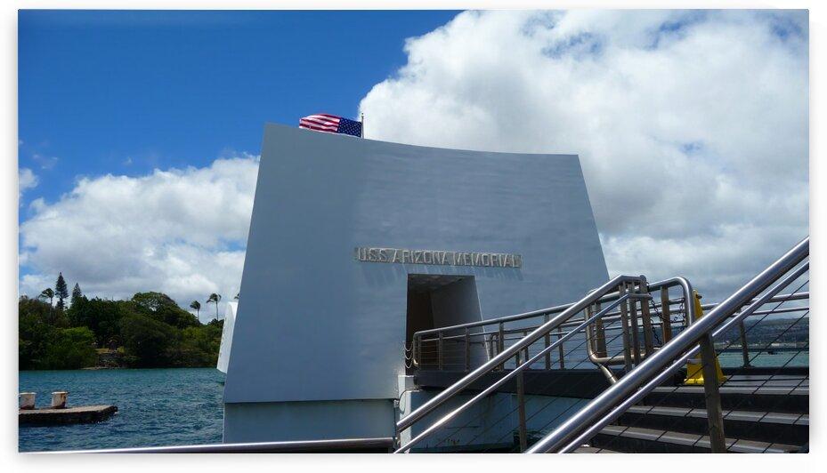 USS Arizona Memorial Hawaii by 360 Studios