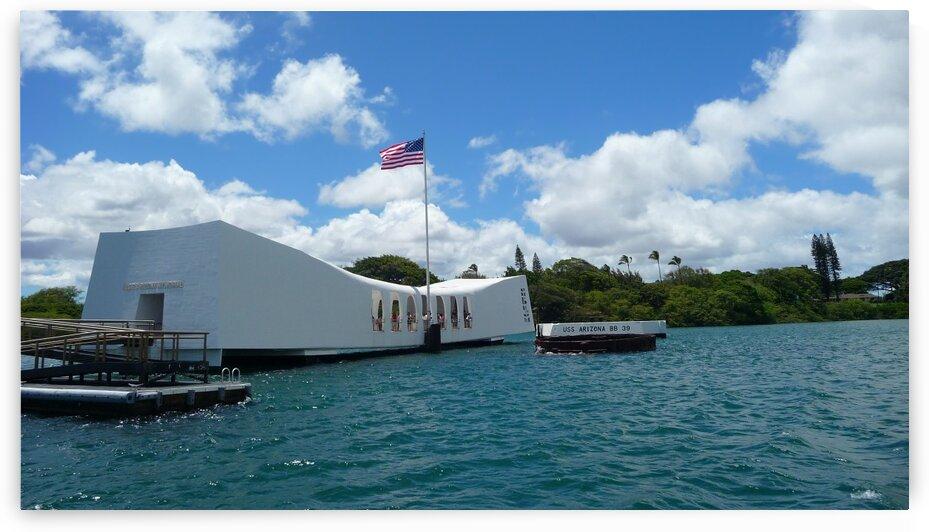 USS Arizona Memorial Hawaii 2 by 360 Studios