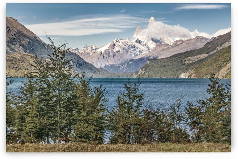 Patagonia Landscape El Chalten  Argentina by Daniel Ferreia Leites Ciccarino