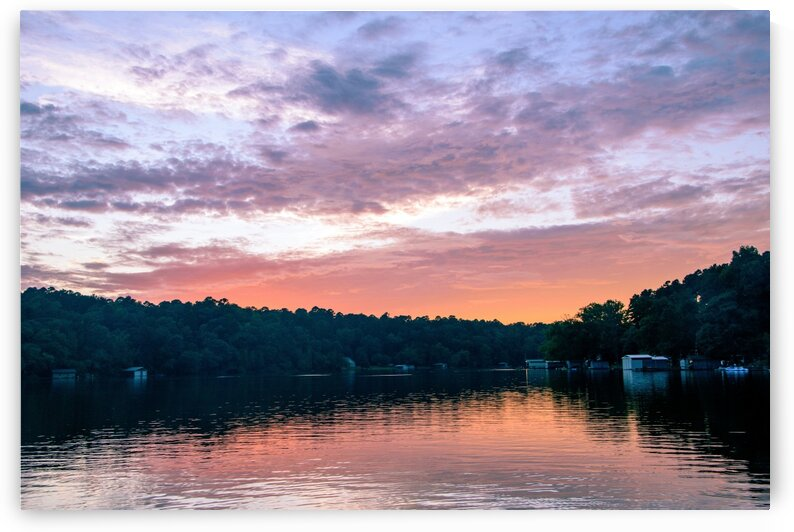 Frankston Sunset by Ashby