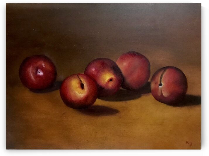 STILL LIFE 11 by Keith Gustin