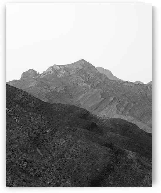 Mammoth Peak by Joel Rodgers