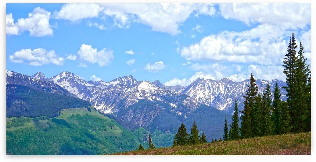 Rocky Mountain High Colorado Panorama  by 360 Studios