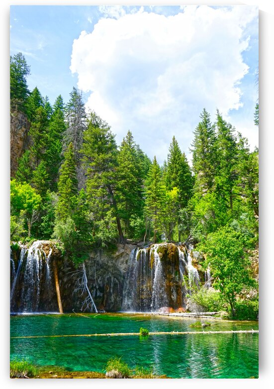 Back Country Waterfalls in Gods Country by 360 Studios