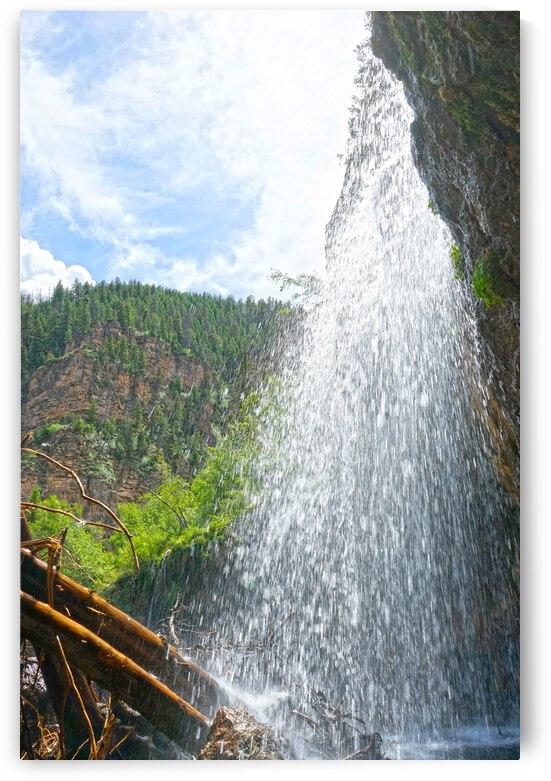 Inside the Waterfall by 360 Studios