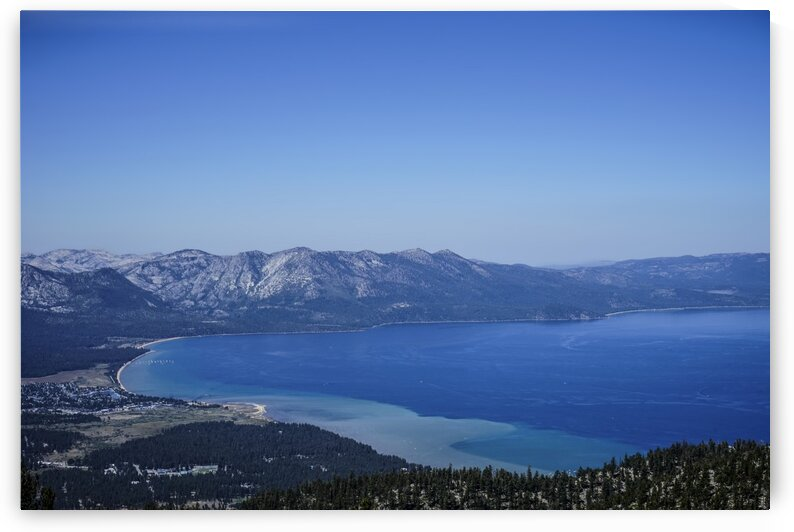 Lake Tahoe View by 360 Studios