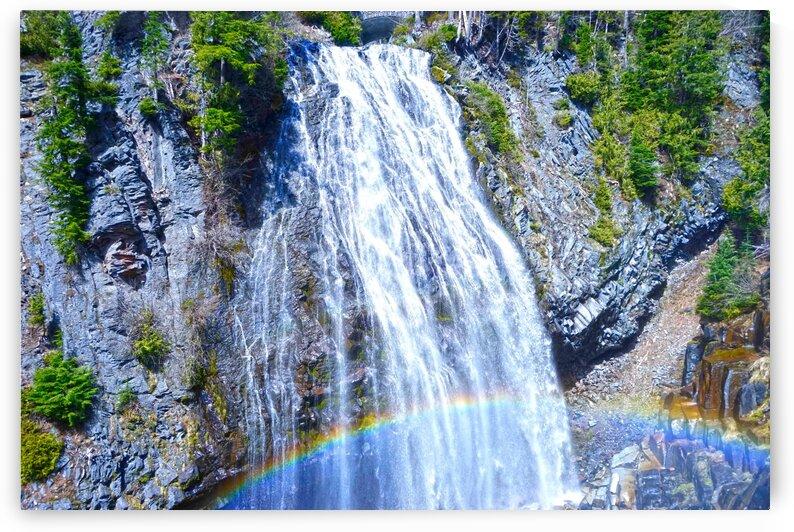 Rainbow Falls Rainier by 360 Studios