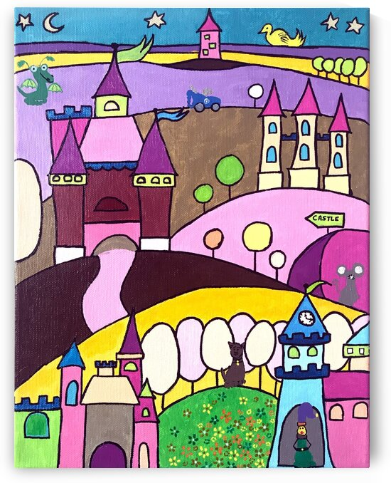 Magical City by Richa