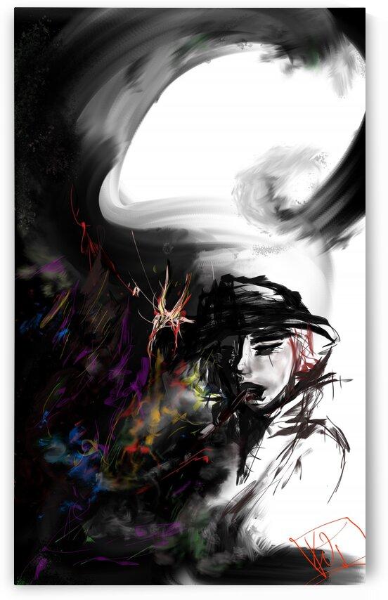 Hazy Dreams by Vivid Dreams Art