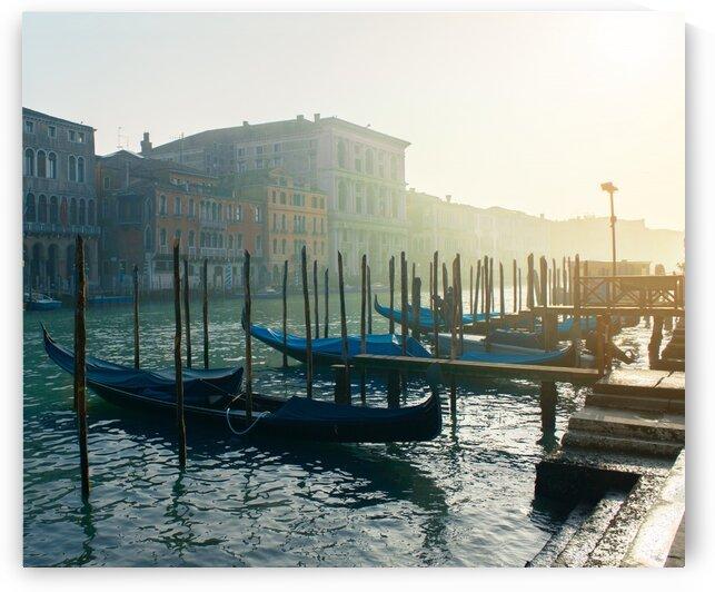 Venice V by Aquamarine