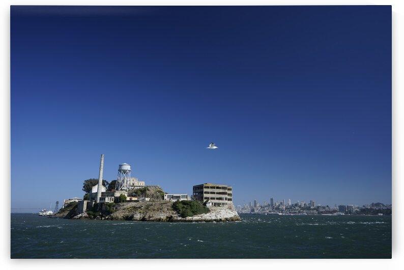Alcatraz   The Rock @ San Francisco Bay by 1North