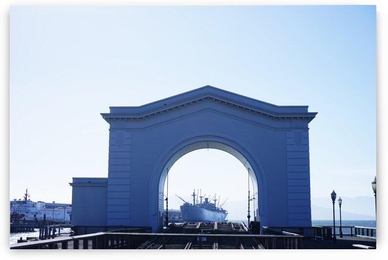 Ship Yard @ The Wharf San Francisco by 24