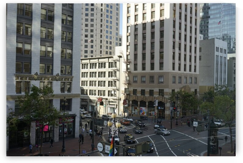Snapshot in Time @ San Francisco Financial District by 1North