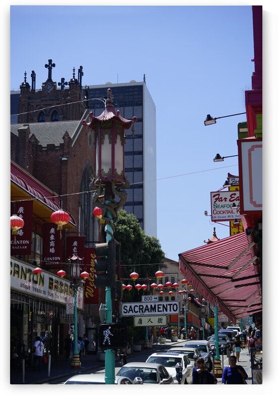 Snapshot in Time Chinatown 2 @ San Francisco by 1North