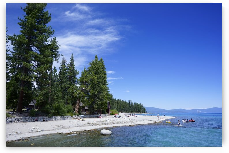 Spring at Lake Tahoe 2 of 7 by 24