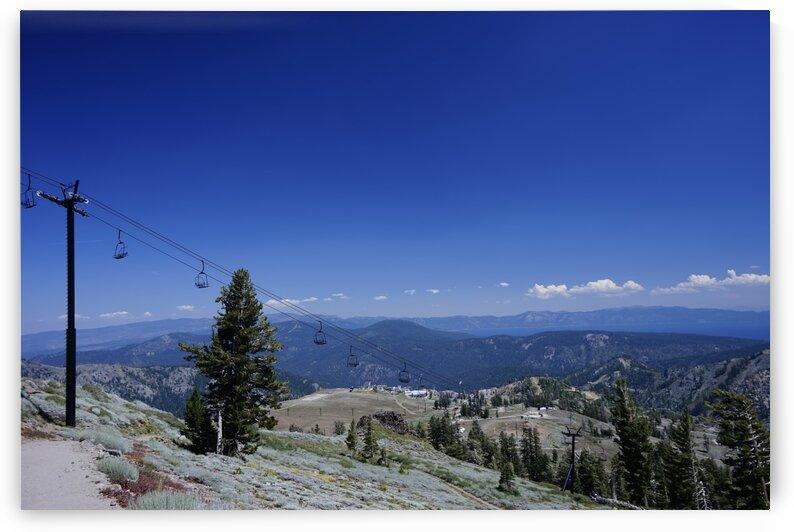 Sierra Nevada in Spring 3 of 8 by 24