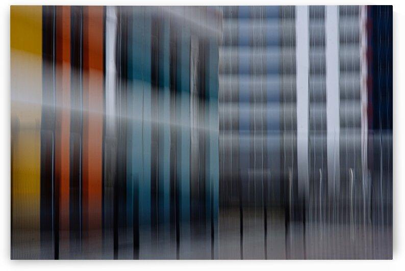 city by Oksana Demianets