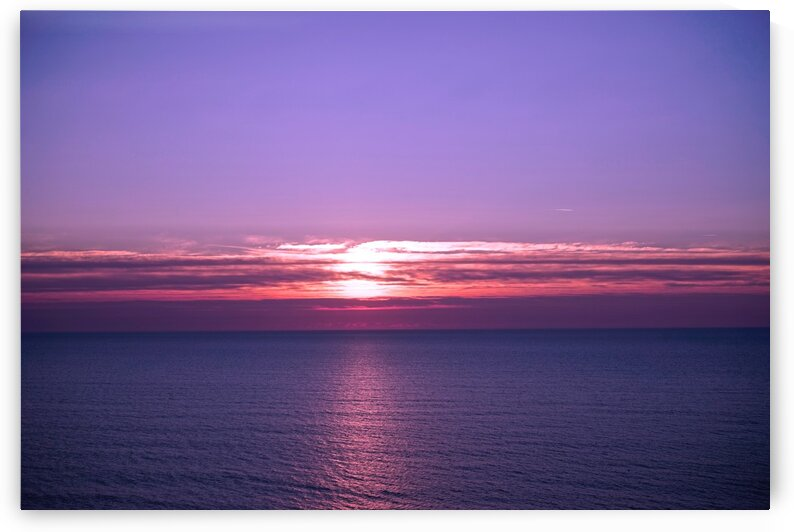 New Day Dawning over the Atlantic Ocean by 1North