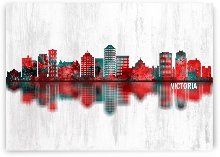 Victoria Canada Skyline by Towseef Dar