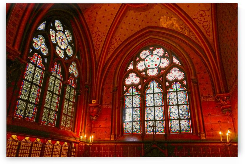 Jeanne d Arc and Saint Croix Cathedral at Orleans   France 6 of 7 by 24