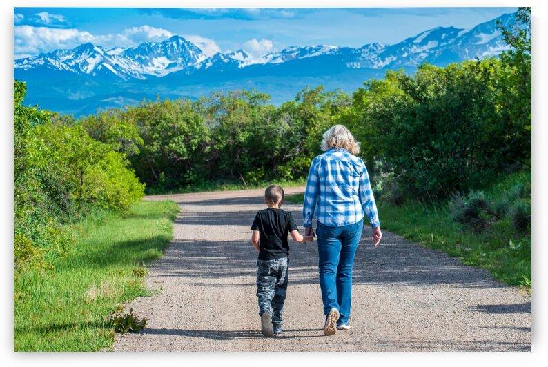 The Walk  by Dave Massender