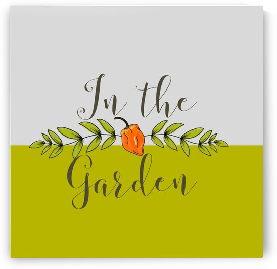In the Garden by Sarah Butcher