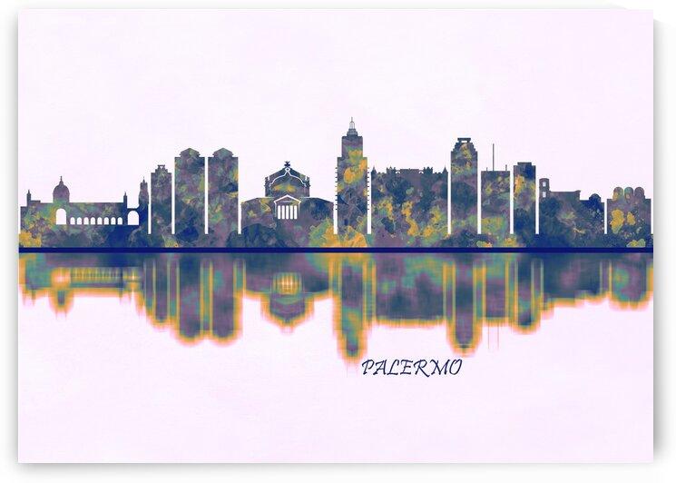 Palermo Skyline by Towseef Dar