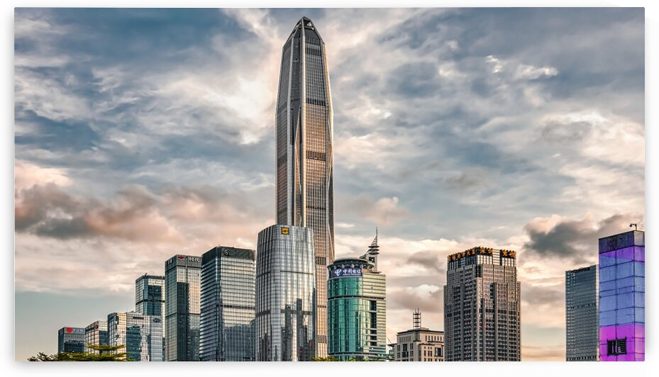 Downtown Shenzhen China 7 | 06-2018 by Vlad Meytin