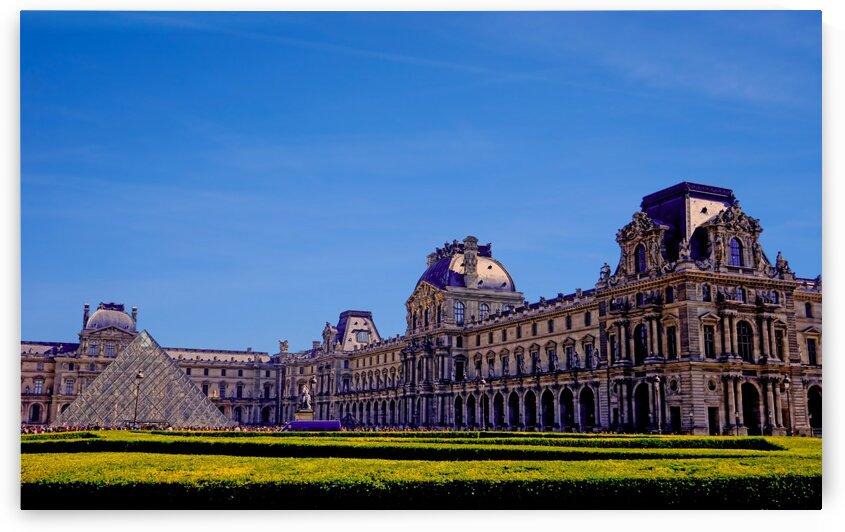 The Louvre Paris 1st Arrondissement Paris by 360 Studios