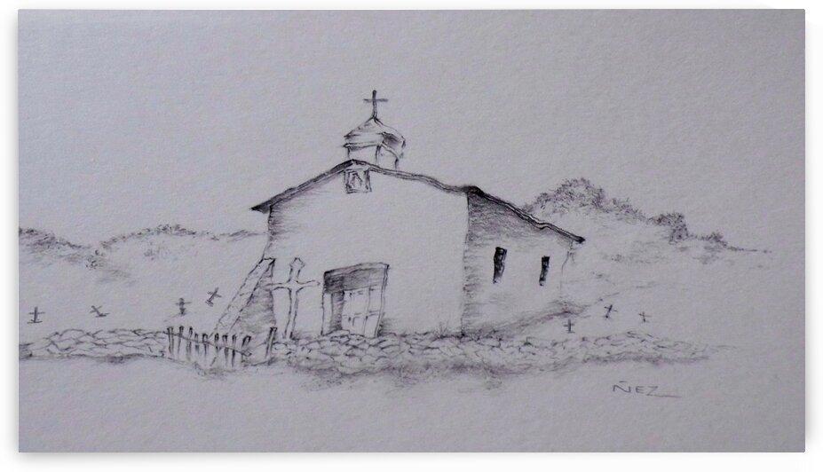 Santa Fe by Efrain Montanez