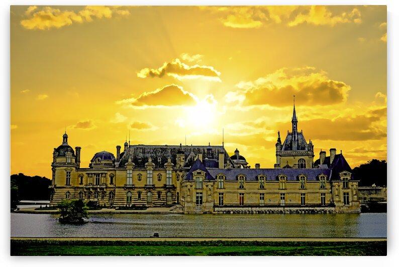 Chateau de Fontainebleau by 24