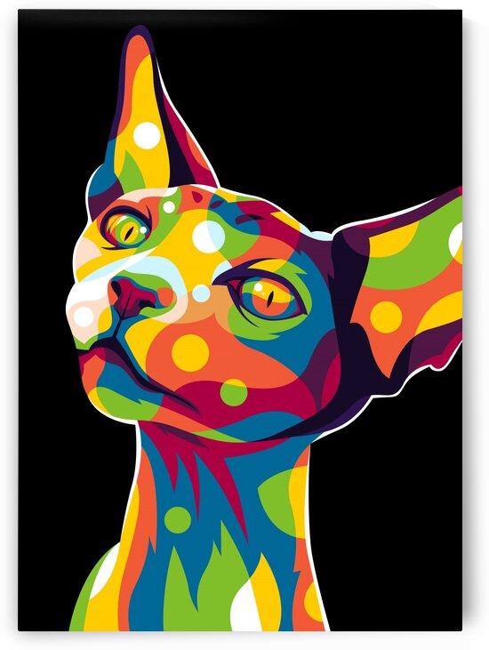 Sfinks Don Cat by wpaprint