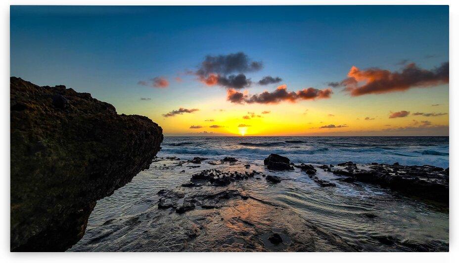 Sunrise at Sandys 2020 by John Kwak
