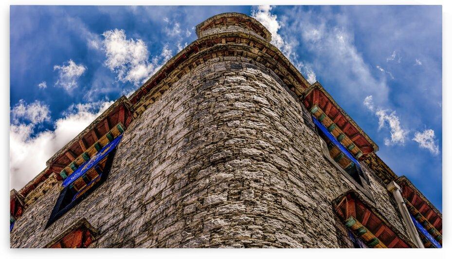 House In Tibet 3 | 6-2016 by Vlad Meytin