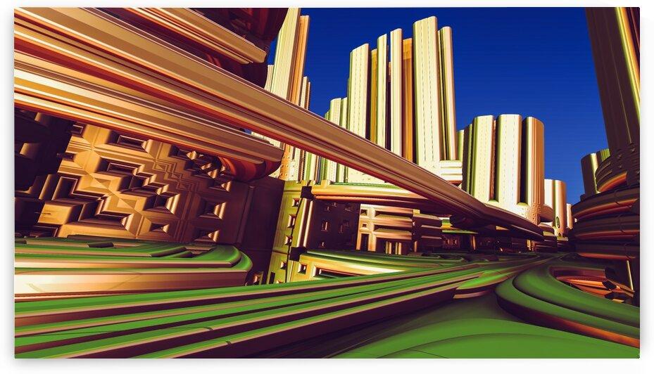 Architecturalis by Jean-Francois Dupuis