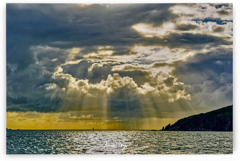 Sunrise in the Tropics by Tina Aye