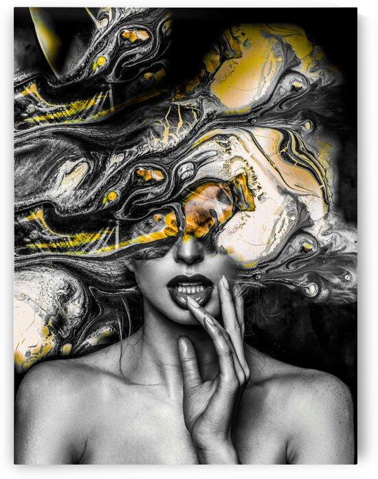 VORTEX by FANNY artiste peintre