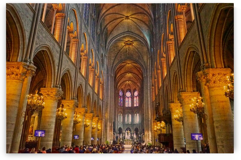Saint Croix Cathedral France by 360 Studios