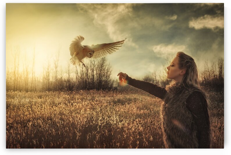 Free Spirit  by Artmood Visualz