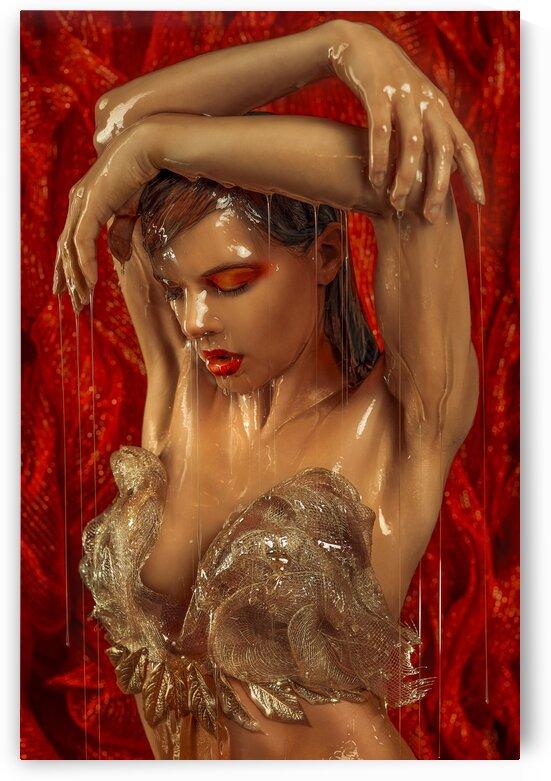 Golden Honey  by Artmood Visualz