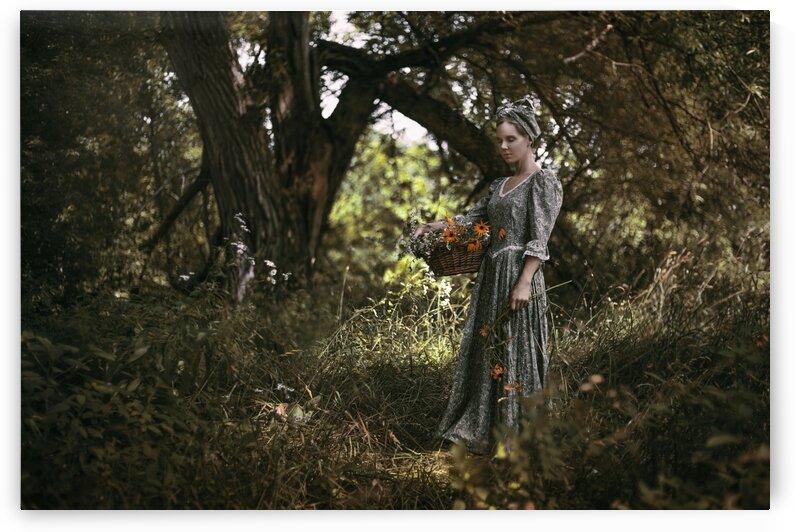 The Maid by Artmood Visualz